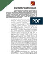 Acuerdo político entre el Frente Amplio y Perú Libre