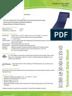 PowerBond PVL-144 Technical Data Sheet En