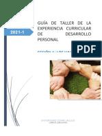 GUÍA DEL ESTUDIANTE 01 Los Valores