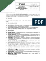 Anexo 7. PROC-SGSST-001 Procedimiento identificación de peligros y valoración de riesgos