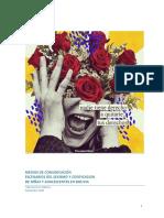 MEDIOS DE COMUNICACIÓN Y REDES SOCIALES ESCENARIOS DEL SEXISMO Y COSIFICACION  EN BOLIVIA.