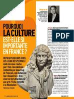 Pourquoi La Culture Est-elle Si Importante en France (Ça m'Intéresse Histoire, 2021)