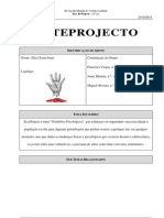 Ante-projecto (versão final)