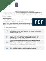Guía de lectura TP Nº3 psicologia educacacional