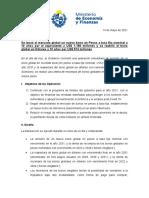 MEF-Comunicado de Prensa Global Pesos 2031_Reapertura USD 2031