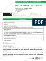 2° Ano Ensino Fundamenta COMPLEMENTAR - Vol 1 - PET 2021 -Ed Física