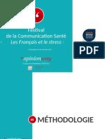 OpinionWay pour Festival de la communication santé x Fondation Ramsay Générale de santé - Les Français et le stress - Novembre 2017 (2)-convertido