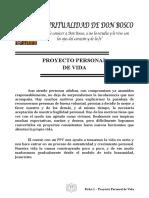 FICHA 3 - PROYECTO DE VIDA