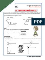 Trigonometria- ângulos Trigonometricos