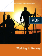 Working in Norway[1]