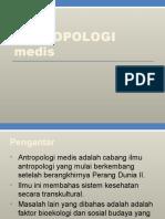 ANTROPOLOGI MEDIS