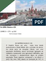 Aula 7 Russia Pv1000