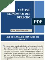 TEMA 14. Análisis Económico Del Derecho