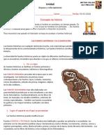 8° BÁSICO basico historia concepto de historia y fuentes