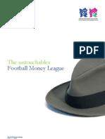 the untouchables football money league