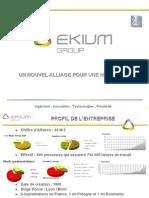Presentation globale EKIUM version light 18 09 2009
