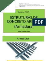 Aula 13 - ESTRUTURA DE CONCRETO - CONCRETO