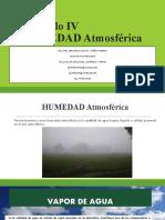 04 Capitulo IV Humedad atmosférica