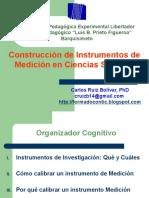 Construcción de Instrumentos de Investigación en Ciencias Sociales
