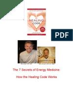 The 7 Secrets of Energy Medicine