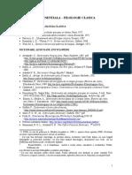 Novissima Bibliografie _filologie Clasica