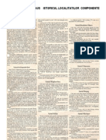 Oras TAUTII MAGHERAUS - Istoricul Localitatilor Componente