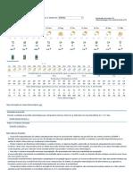 IPMA - Previsão 10 dias, horária diária, localidade