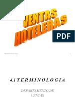 VENTAS HOTELERAS