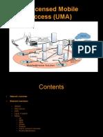 UMA overview