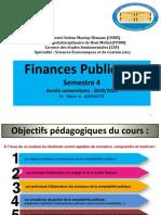 COURS FINANCES PUBLIQUES S4 séance 1,2,3,4,5 et 6 Pr AISSAOUI V1  27042020