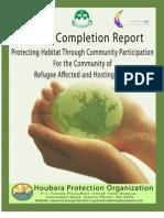 Habitat Protection Through Community Participation