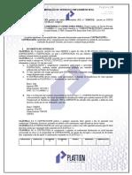 Contrato Plattion Garantia Real - 18XX - PADRÃO