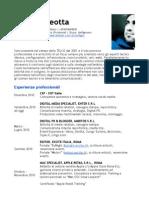 Stefano Leotta Curriculum Vitae