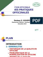 BPO Cours Magistral M2