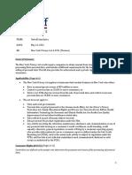 New York Privacy Act Summary (S.6701)