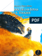 La guerra de las joyas - Tolkien