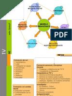Esquema de Modelo Pedagógico LIMAV