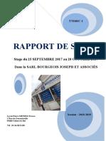 rapport de stage Bourgeois definitif pour BAC