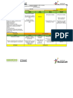 CRONOGRAMA DE ACTIVIDADES Y ENTREGAS  MARZO 03