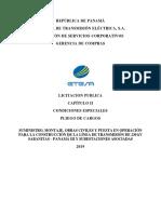 ETESA CAPITULO+II+CONDICIONES+ESPECIALES