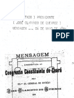 Relatorio Completo de 1891