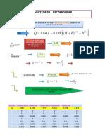 Excel Vertederos