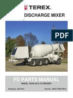 2016 Front Discharge Mixer Truck Parts Manual Pn 30947 Fdpb Rev 6