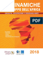 Dinamiche Sviluppo Dell Africa 2018