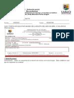 II  parcial  Etica profesional  VII ADMON  y auditoría plan diario
