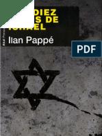 Los Diez Mitos de Israel Ilan Pappé