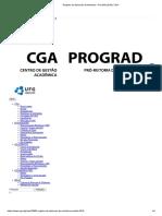 Registro de Diplomas de Medicina - Revalida 2016 _ CGA