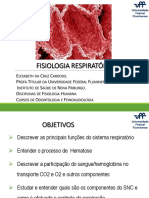 Fisiologia Do Respiratório