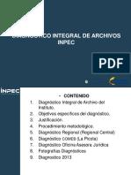 Diagnosticos de Archivo