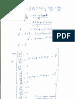 Divergence of Vector V